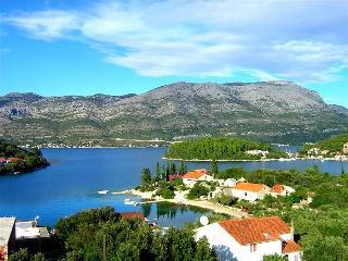 Melisa Apartment on Island Korčula offers an Authentic Dalmatian Experience - Zavalatica vacation rentals