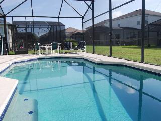 1015 BD  4 bed, 3 bath, 2 master bedrooms, Wi-Fi, games room, pet friendly - Orlando vacation rentals