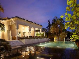Stunning Monteverde Villa with exterior gallery terraces, gardens and pool - Marbella vacation rentals