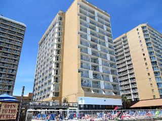 Beautiful 2 Bedroom Condo with a Terrace at the Sands Ocean Club - Myrtle Beach vacation rentals