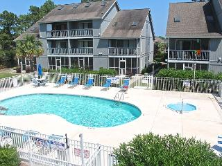 Golf Colony Resort Beautiful Villa with cool breezes and fabulous views -22J - Surfside Beach vacation rentals