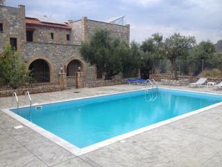 Io villa 3 a castle in Stoupa - Stoupa vacation rentals