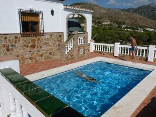 house with 4 bedrooms and private swimming-pool - Frigiliana vacation rentals