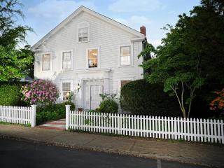LAZEP - Berkshire House, Elegant in Town Greek Revival, Completely Renovated  with Luxury Decor,  4 Bedrooms, 4 Baths - Vineyard Haven vacation rentals