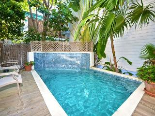 ABSOLUTELY PARADISE - Luxury Home w/ Pvt Pool Just 1 Block To Duval St - Key West vacation rentals