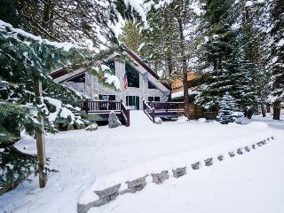 McCall getaway with outdoor fire pit  & pool table - McCall vacation rentals
