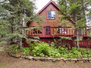 Rustic, quiet cabin surrounded by peaceful forest - McCall vacation rentals