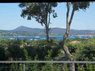 villa GAIA VUE MER - Saint-Tropez vacation rentals