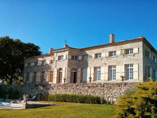 Charming Mansion, Great Pool - Lauzun vacation rentals