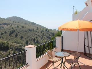 APARTAMENT  NAC 3. 1room+WIFI.GARDEN.TERRAZE.VIEWS - Frigiliana vacation rentals