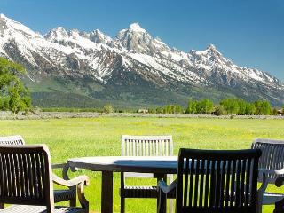 Spectacular Grand Teton Views! - Jackson vacation rentals