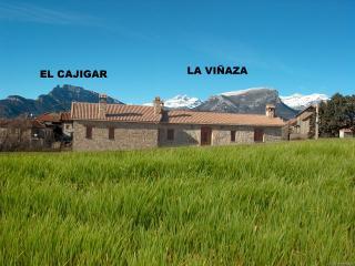 Casas rural EL CAJIGAR ORDESA - Laspuna vacation rentals