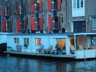Pantheos Romantic Houseboat - North Holland vacation rentals