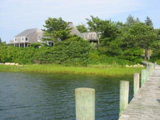 Waterfront on Quitsa Pond with Dock 116754 - Chilmark vacation rentals