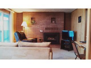 Living room - The Tide Pool - Fireplace, Queen bed, Oceanview - Lincoln City - rentals