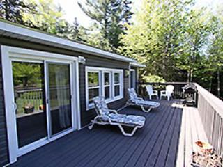 Muskoka River cottage (#849) - Ontario vacation rentals
