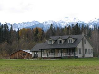 Elkhorn Mountain Ranch - Kootenay Rockies vacation rentals
