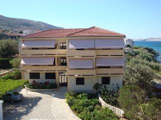 Villa Andreja Apartments Toncica A2 - Island of Pag vacation rentals