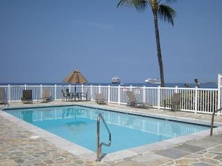 Oceanfront Complex with Oceanside Pool - 2 Bedroom - Kailua-Kona vacation rentals