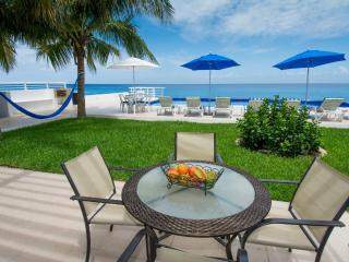 New rental, Miramar#101, luxurious&oceanfront! - Cozumel vacation rentals