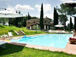 VILLA CHIANTI FLORENCE PRIVATE POOL GREAT VIEW - Greve in Chianti vacation rentals