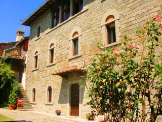 Casa Gentili - beautiful manor house with pool - Caprese Michelangelo vacation rentals