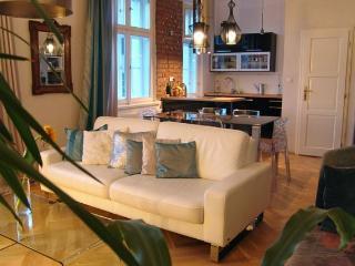 Luxury design spacious flat in Prague centre - Prague vacation rentals