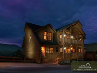 Amazing View Lodge   Stunning Mtn Views Hot Tub Game Room  Free Nights - Gatlinburg vacation rentals