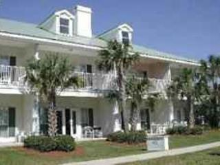 Caribbean Dunes 124, Just steps to the beach! - Destin vacation rentals