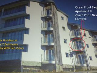 Zenith Holiday Apartment 8 - Newquay vacation rentals