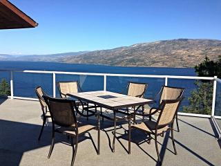 Spacious Suite with Panorama Lake View - Peachland vacation rentals