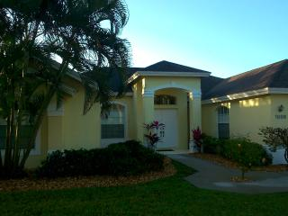 Stunning, South Facing Solar Pool And Lake  View. - Naples vacation rentals