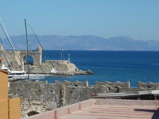Rhodes old town 'ILIOS' APT - Rhodes Town vacation rentals