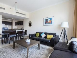 Waterside 4-bed Apt w/ Marina Views & JBR Beach - Dubai vacation rentals