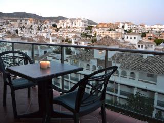 Flat with stunning view - Mijas vacation rentals