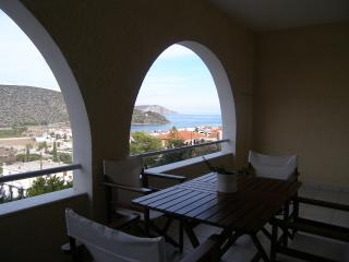 The Treehouse with sea view,  balcony & garden - Ermioni vacation rentals