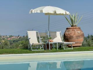 Tuscan country house close to Florence with pool, sleeps 3 - Greve in Chianti vacation rentals