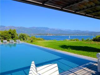 Waterfront luxury villa with pool - Porto-Vecchio vacation rentals