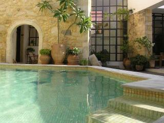 Venetian oil factory, heated pool (owner direct) - Rethymnon vacation rentals