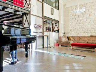 Vacation Apartment at Loft Popincourt in Paris - Paris vacation rentals