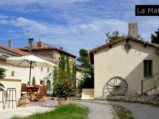 Vine Cottage at La Matte - Carcassonne - Conques-sur-Orbiel vacation rentals