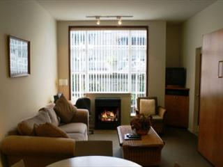 Glacier Lodge 103 - Ski in Ski out with pool and hot tub access - Whistler vacation rentals