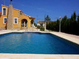 Villa Benibrai - Xalo vacation rentals