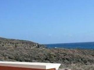 3 Bedroom villa, private heated pool, front sea - El Medano vacation rentals