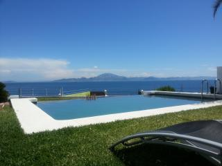Private villa with pool, jacuzzi and superb views - Algeciras vacation rentals