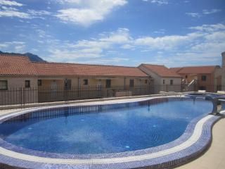 Modern 2BD apartment with view and pool - Becici vacation rentals