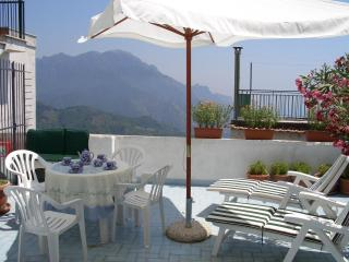Casa Mansi a terrace from Ravello - Praiano vacation rentals