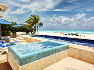 MAYA - BEACH4 - A chic, contemporary, oceanfront private oasis - Riviera Maya vacation rentals