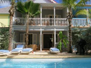 SEAGRAPE Beach Townhome on Orient Beach - Orient Bay vacation rentals