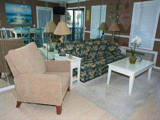 Deluxe 2 Bedroom 2 Bathroom Oceanview Condo - Ocean Dunes Villa 104 - Hilton Head vacation rentals